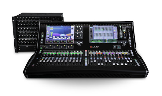 Allen & Heath: neue dLive C Class-Digitalmischer ab Februar 2017 | techmagazin