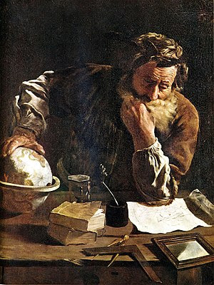 Archimedes Thoughtful