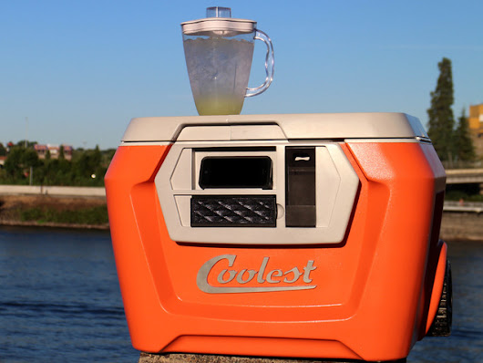 The Coolest Cooler is REALLY Cool!