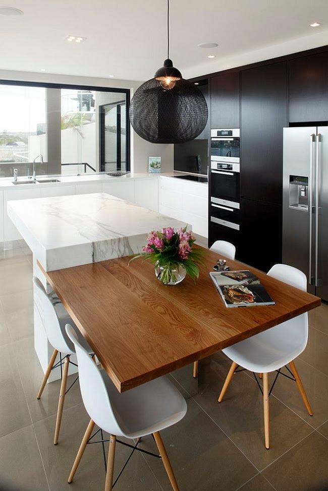 Modern Kitchen Design: Pictures