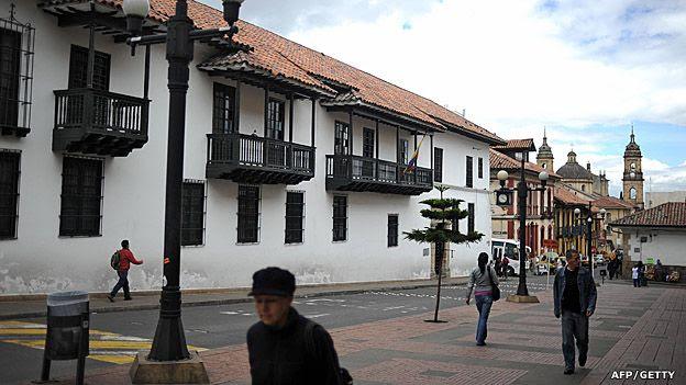 La Candelaria, Bogotá.