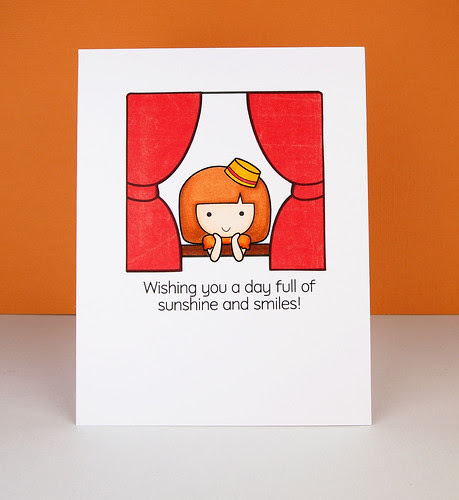 Day Full of Sunshine and Smiles-Deasy Designs