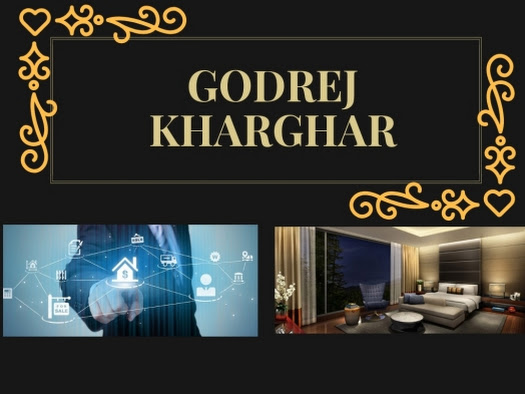 Mumbai With A Signature Of Trending Lifestyle at Godrej Kharghar Residential Apartment