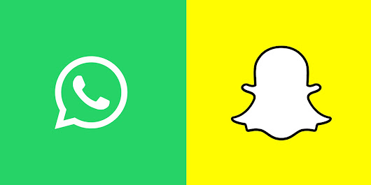 WhatsApp is testing a Snapchat-inspired feature… again