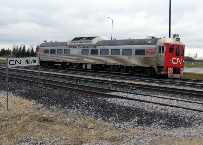 CN 1501 in Winnipeg. Jeff Keddy photo