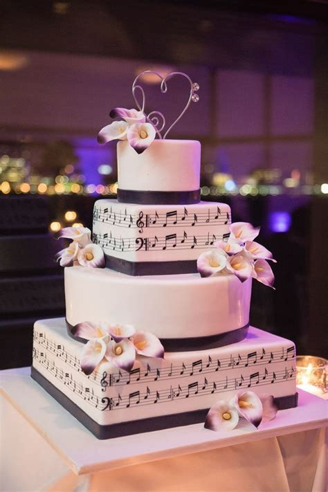 Best 25  Music wedding cakes ideas on Pinterest   DIY