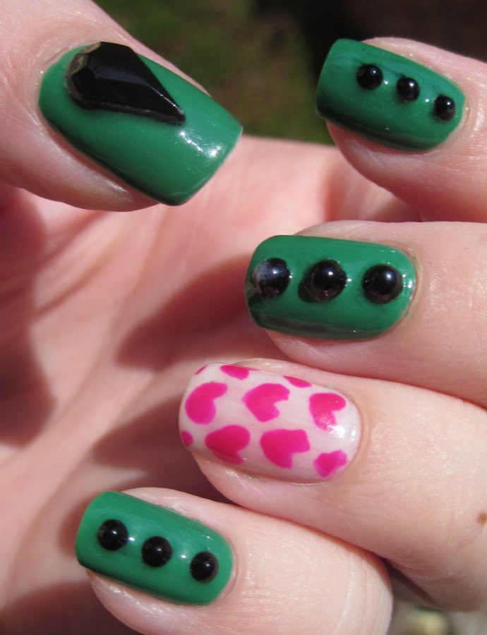 Amazing Simple Nail Art 690 x 900 · 357 kB · jpeg