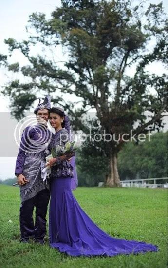 gambar kahwin mon ryanti