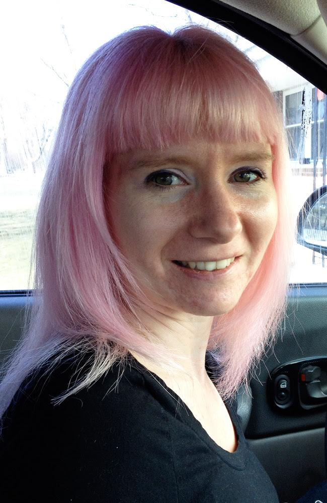 Pink Hair pic3