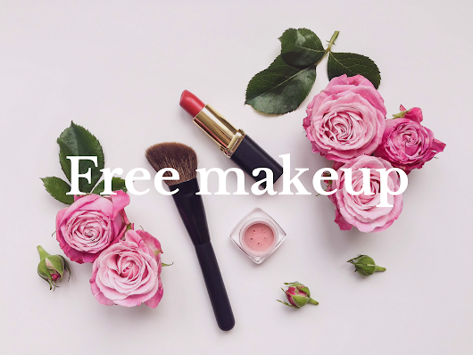 Get FREE Makeup For a Year