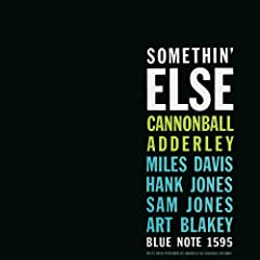 Somethin' Else cover