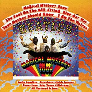 """Cover of """"Magical Mystery Tour"""""""