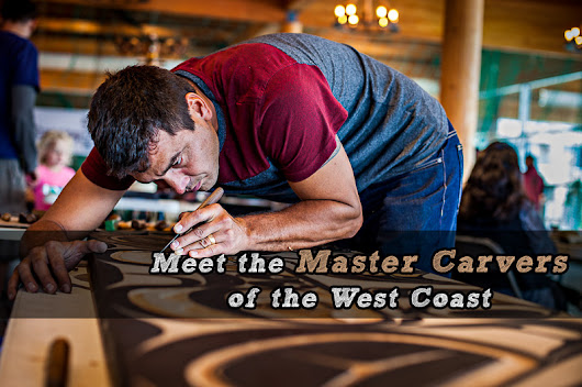 Tofino Carving Festival - The Master Carvers of the West Coast