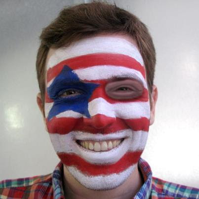 Face Painting Ideas For The 4th Of July