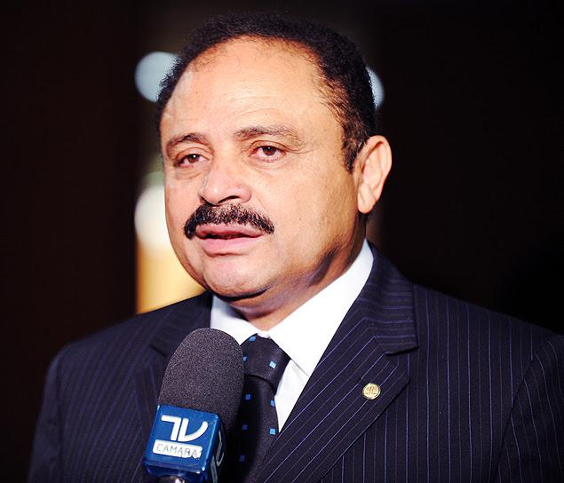 O deputado Waldir Maranhão (PP-MA), vice-presidente da Câmara e aliado de Cunha