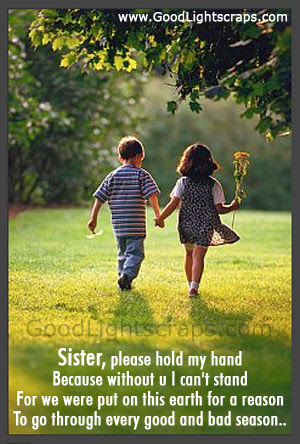 Quotes About Sister N Brother 27 Quotes