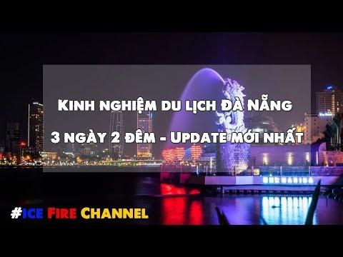 Kinh nghiệm du lịch Đà Nẵng 3 ngày 2 đêm - Update mới nhất