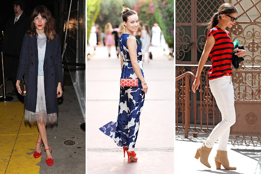 What to Wear on the Fourth of July: 25 Chic Red, White, and Blue Outfit Ideas