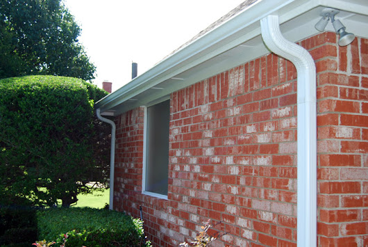 Three Reasons Why Your Home Needs Gutters - Protek Painting