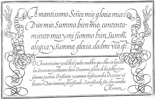 calligraphy - Anthropmorphia