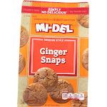Mi-del: Cookies Swedish Style Ginger Snaps, 10 Oz
