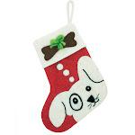 Puppy Holiday Stocking - Wild Woolies (H)