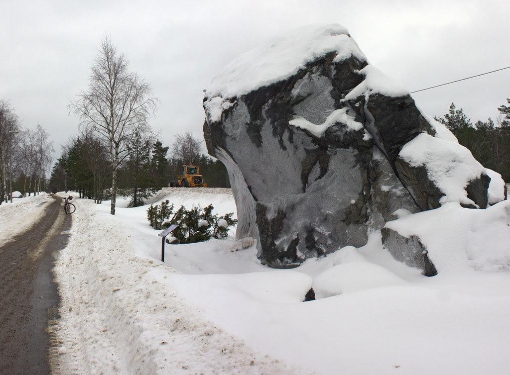 Frozen Execution Rock