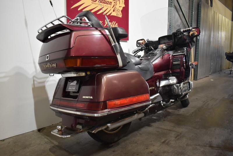 1989 honda® gl1500 goldwing purple sioux falls south