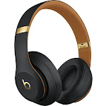 Beats Studio3 Bluetooth Wireless Over-Ear Headphones with Mic - Noise-Canceling - Midnight Black