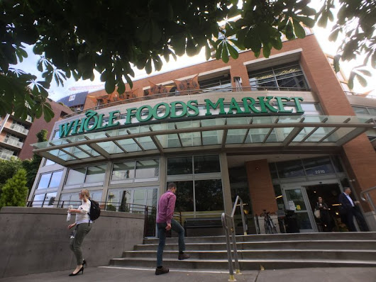Amazon to buy Whole Foods for $13.7 billion in bid to become major grocer