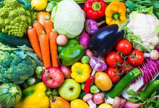 Eating more fruits, vegetables boosts psychological well-being in just 2 weeks