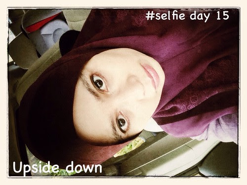 Day 15 : upside down