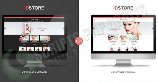Loja Virtual 2013 Template WordPress IDStore - Scripts PHP Gratis