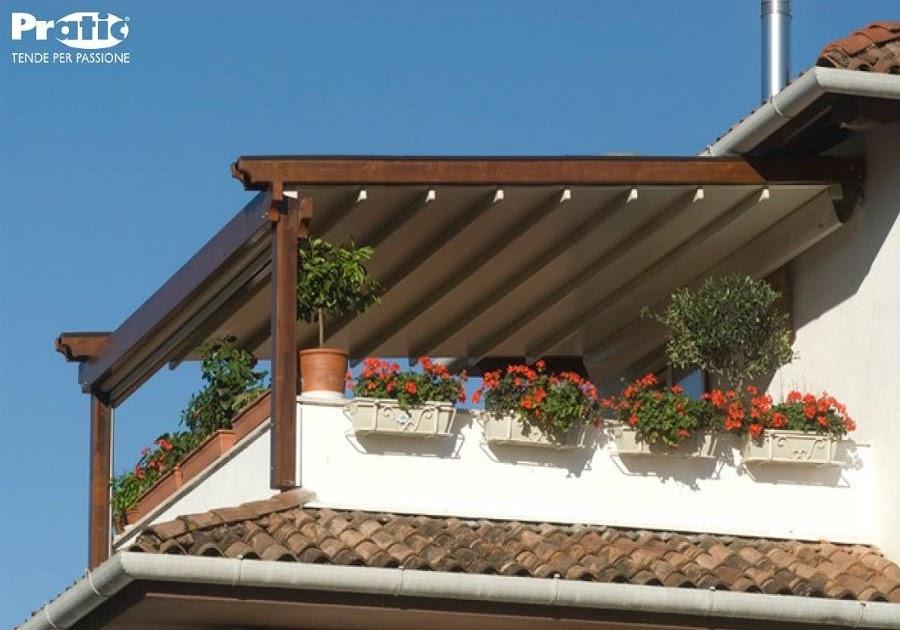 Mobili lavelli coperture per balconi in legno for Mobili per il terrazzo