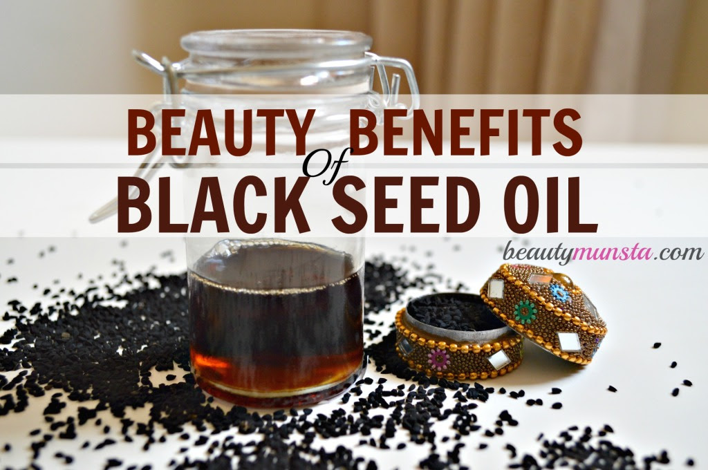 10 Stunning Beauty Benefits of Black Seed Oil ...