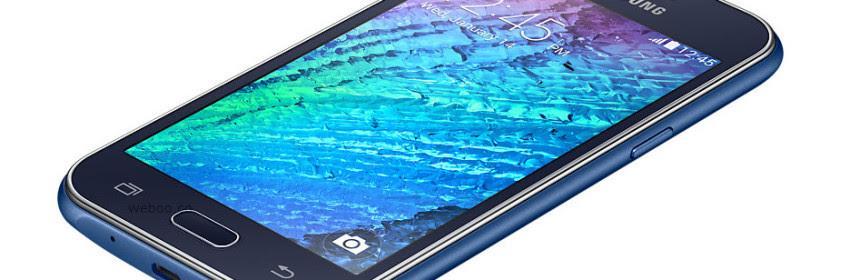 Hard Reset SAMSUNG J100F Galaxy J1 Smartphone