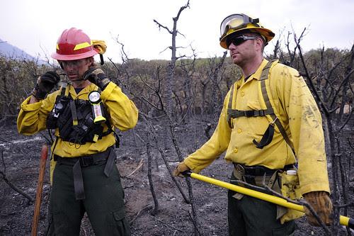 USAFA Waldo Canyon Fire [Image 7 of 23] by DVIDSHUB