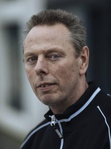 Niek Stam, líder de los estibadores del mayor sindicato de Holanda.