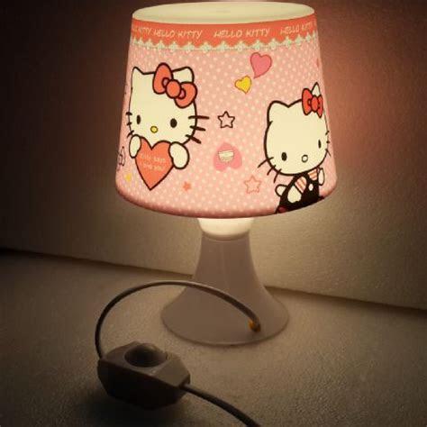 produk unik lampu tidur tudung doraemon   kitty rp