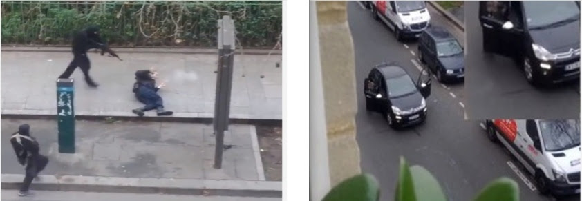 Proof of Paris fakery