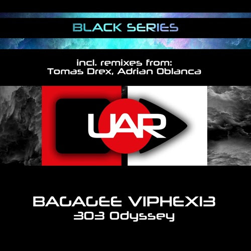 UARBLACK002 : Bagagee Viphex13 - 303 Odyssey (Tomas Drex Remix) by Unaffected records