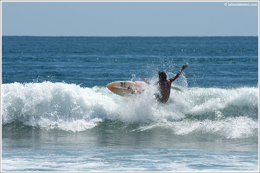 Session de surf - Costa Rica - Blog-julienlebreton.com - Le Blog Photo
