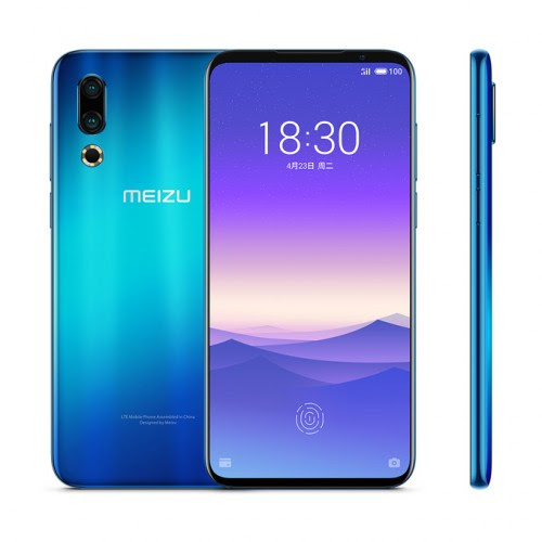 Always Powered by Passion Meizu 16s Flagship Smartphone Unveiled, Snapdragon 855 and 48MP OIS Dual Camera