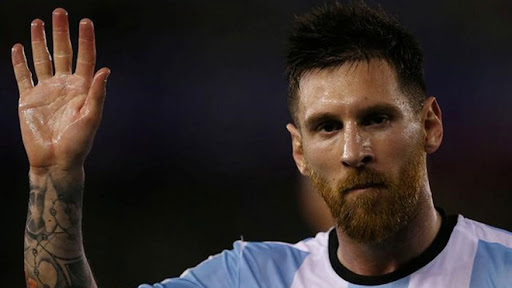Avatar of New AFA president vows to get Messi ban reduced