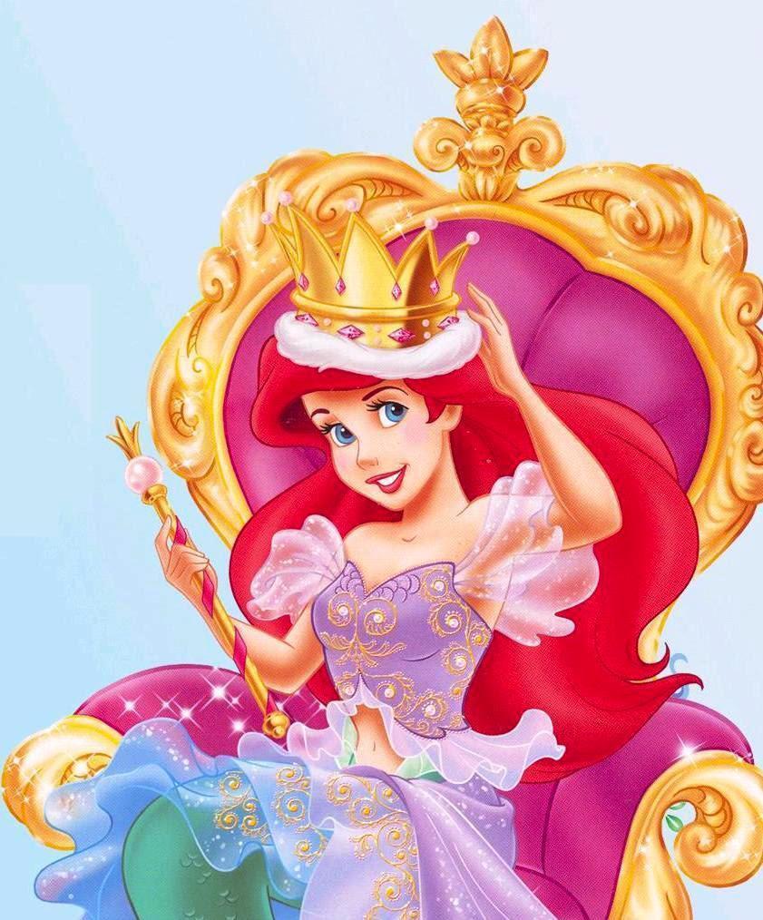 Princess Ariel - Disney Princess Photo (7095223) - Fanpop