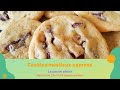 Recette Cookies Moelleux Express