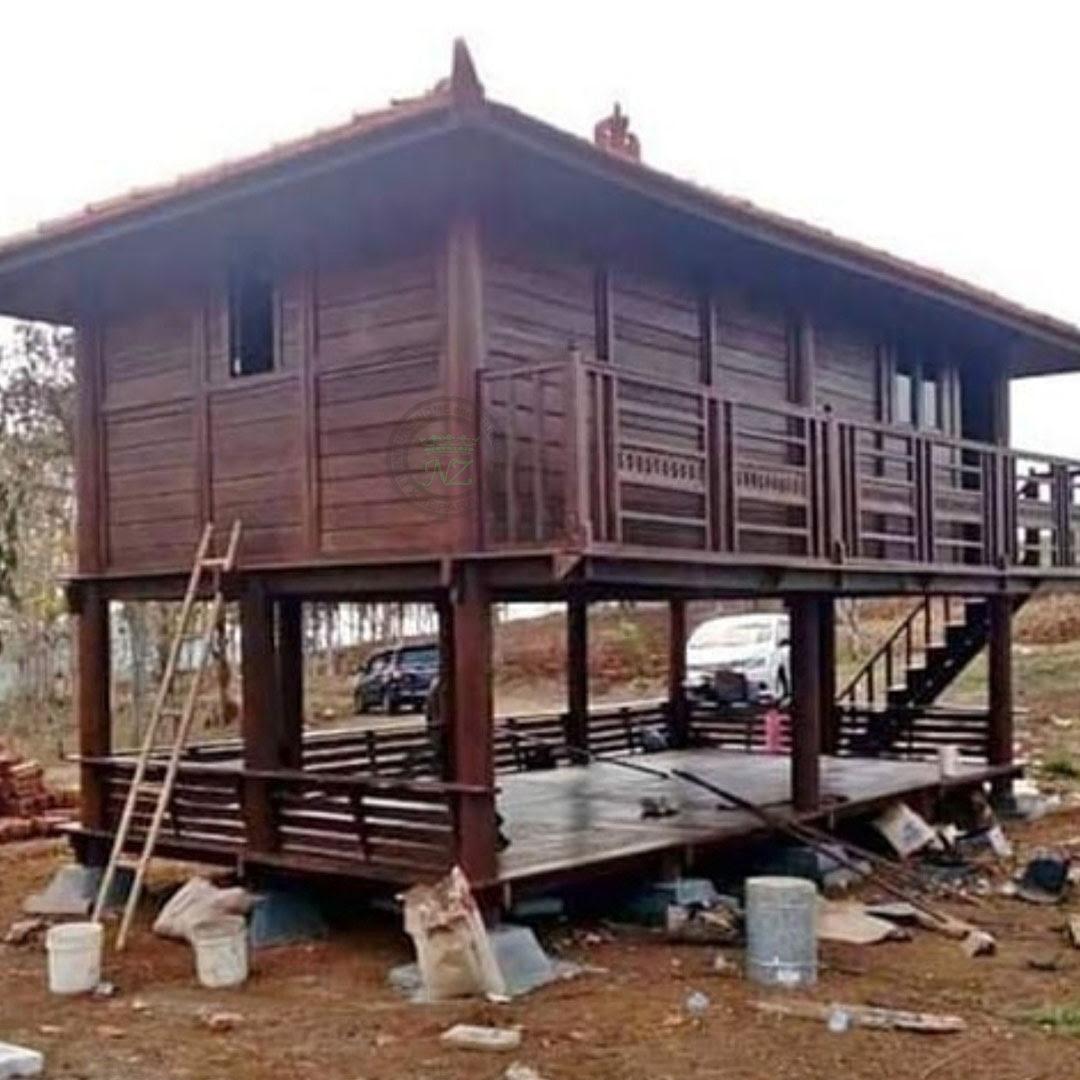 Jual Gazebo Rumah Tradisional Nz Furniture Jepara
