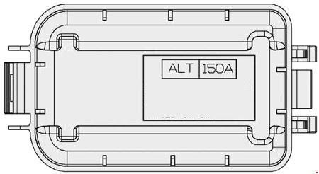 Kia Sportage 3 Sl 2010 2015 Fuse Box Diagram Auto Genius