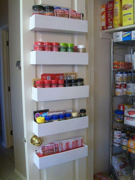 easy diy kitchen storage ideas  owner builder network