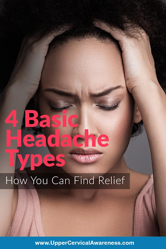 Basic Headache Types and How to Find Relief